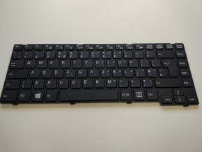 Fujitsu Siemens UH572 klávesnice