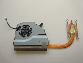 Fujitsu Siemens UH572 ventilátor chlazení