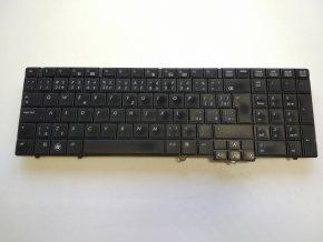 HP ProBook 6545b 6555b 6550b klávesnice