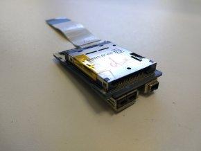 HP ProBook 6545b 6555b 6550b SD čtečka USB FireWire