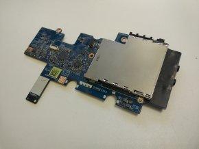 HP ProBook 6545b 6555b 6550b audio jack board konektory