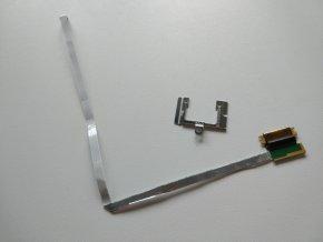 HP ProBook 6545b 6555b 6550b čtečka otisku prstu