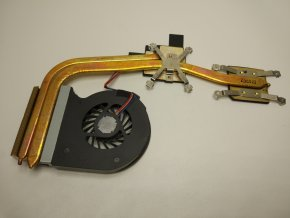 Toshiba Qosmio F60  ventilátor chlazení