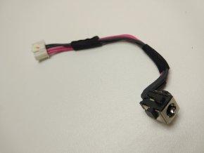 Toshiba Qosmio F60  napájecí konektor