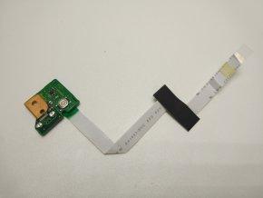 Toshiba Qosmio F60  tlačítko zapínání