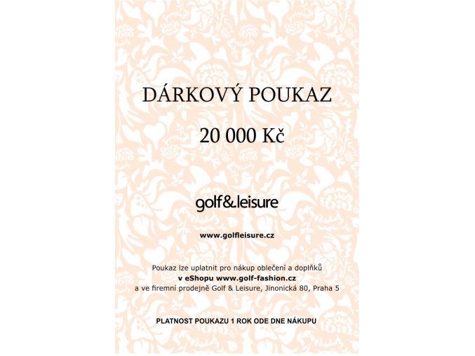 Voucher 20000 E shop