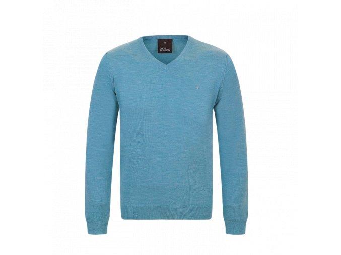 Oscar Jacobson Wyatt Pin blue 67066768 282 Front normal