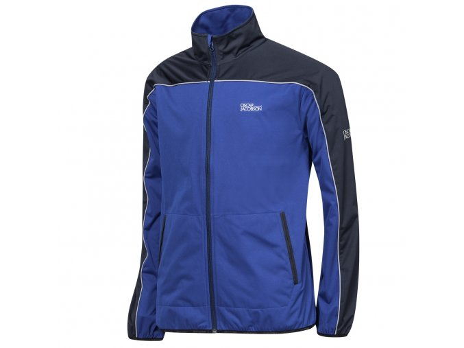 Oscar Jacobson Arnold Jacket blue 80706881 248 front