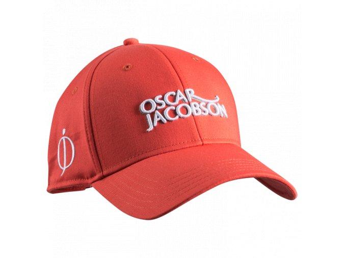 Oscar Jacobson Daniel Cap red 93286628 657 front normal