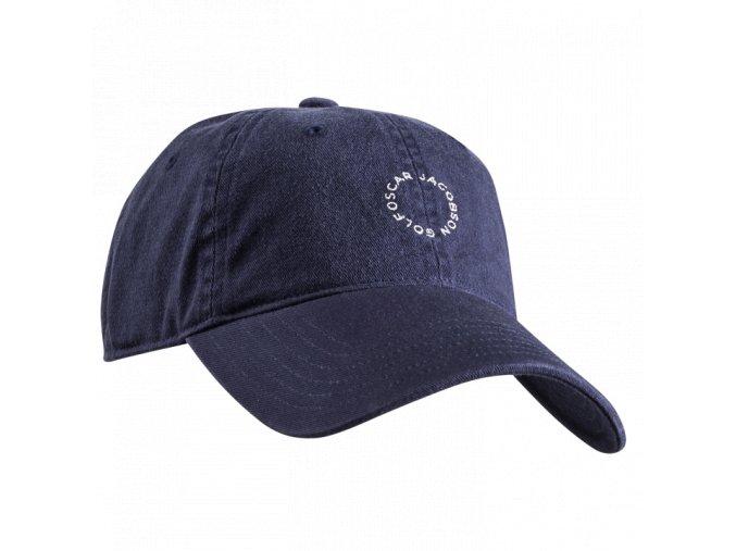 Oscar Jacobson Fawkes Cap blue 93306669 216 front normal