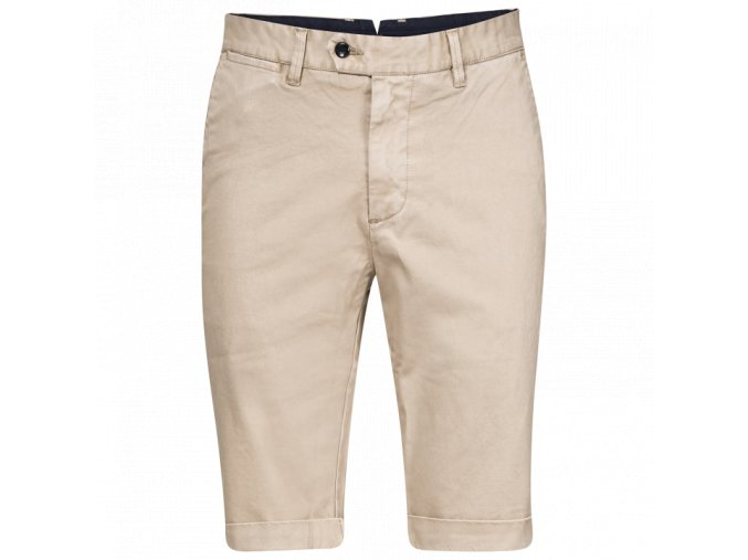 Oscar Jacobson Declan Shorts beige 51875631 472 front normal