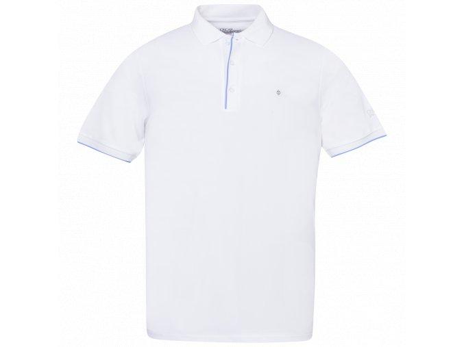 Oscar Jacobson Ivo Pin Poloshirt white 65519058 921 front