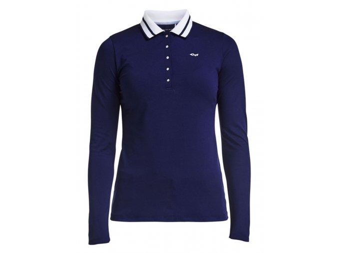 Pim LS Poloshirt