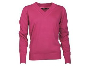 Lds Ives Knitted Pullover