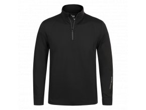 oscar jacobson rock thermal half zip black 65278925 311 front normal