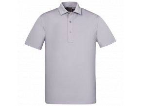 Oscar Jacobson Chap Course Poloshirt grey 66764292 164 front normal