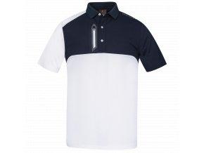 Oscar Jacobson Dapper Course Poloshirt blue 65539058 210 front
