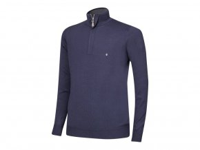 Heron Pin Half-Zip