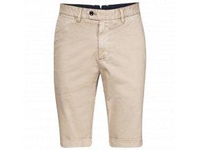 Oscar Jacobson Declan Shorts beige 51875631 472 front normal