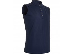 Lds Cally Sleeveless polo