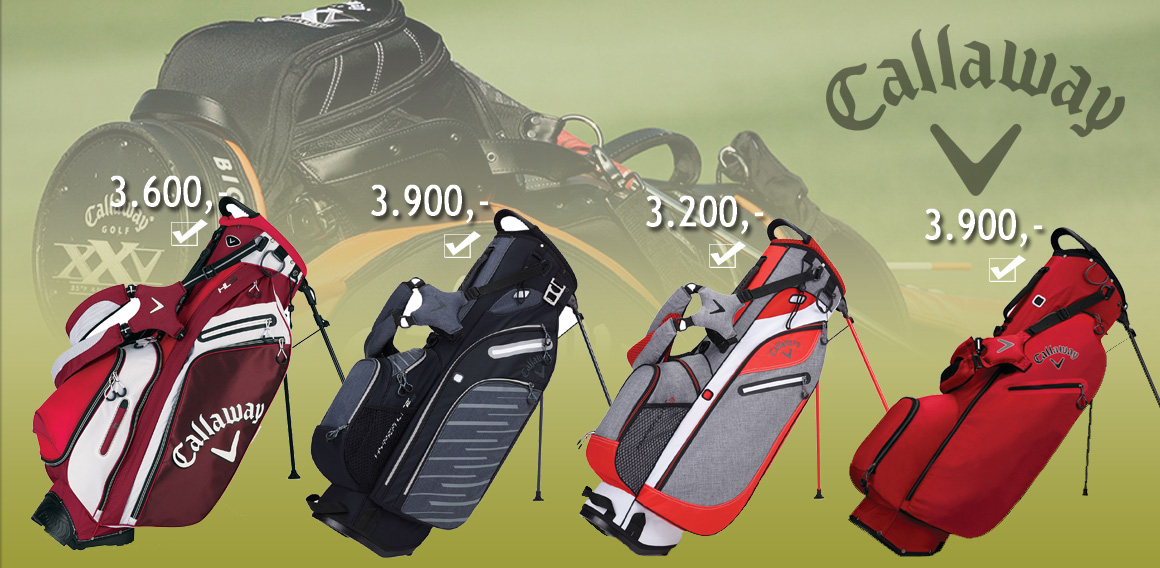 Stand bagy Callaway golf - akce