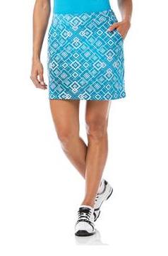 golfové sukně a šaty