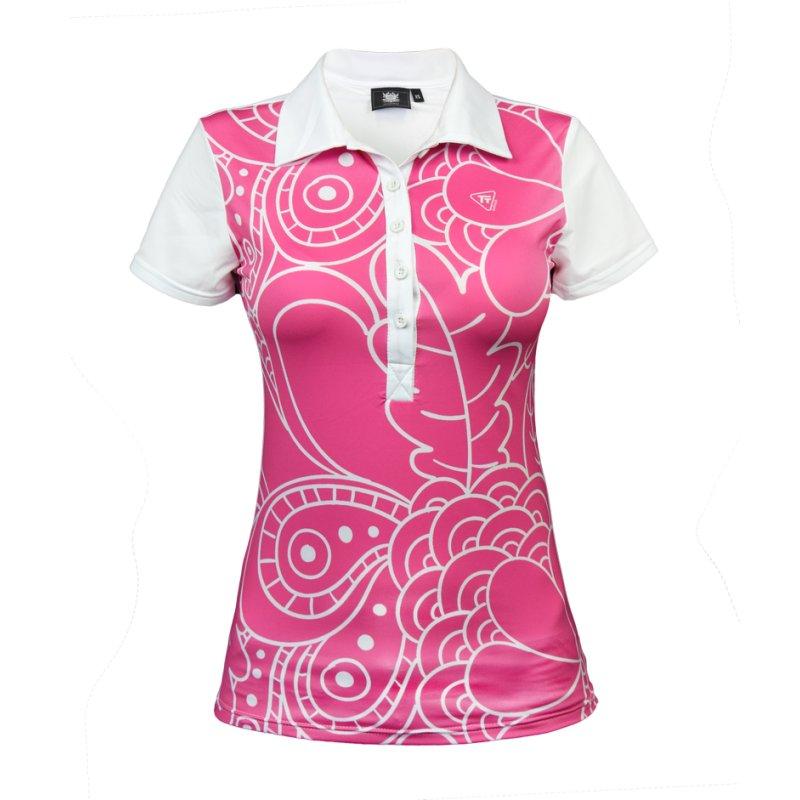dámská golfová trička