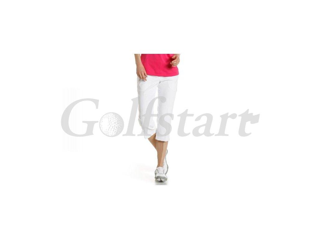 Puma dámské golfové capri - bílé