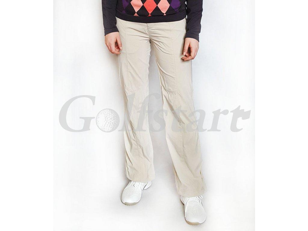 Röhnish SPLIT letní golfové kalhoty béžové