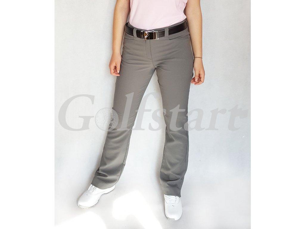 Callaway ladies warm kalhoty šedé