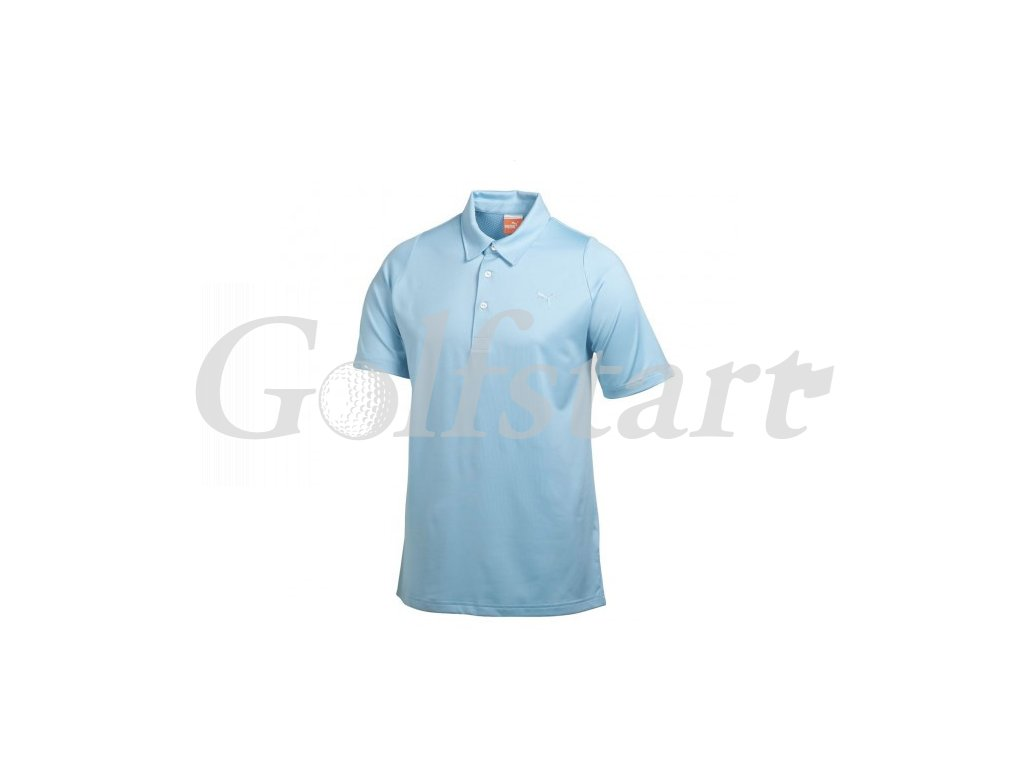 Puma Duo Swing pánské golfové tričko modré