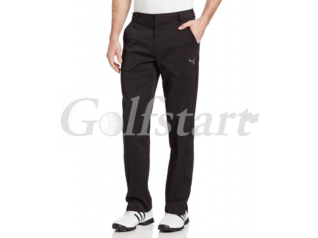 Puma Winter Tech pant pánské golfové kalhoty černé