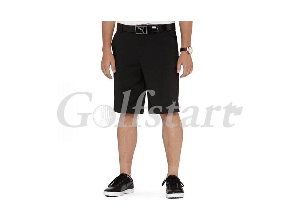 puma tech short black