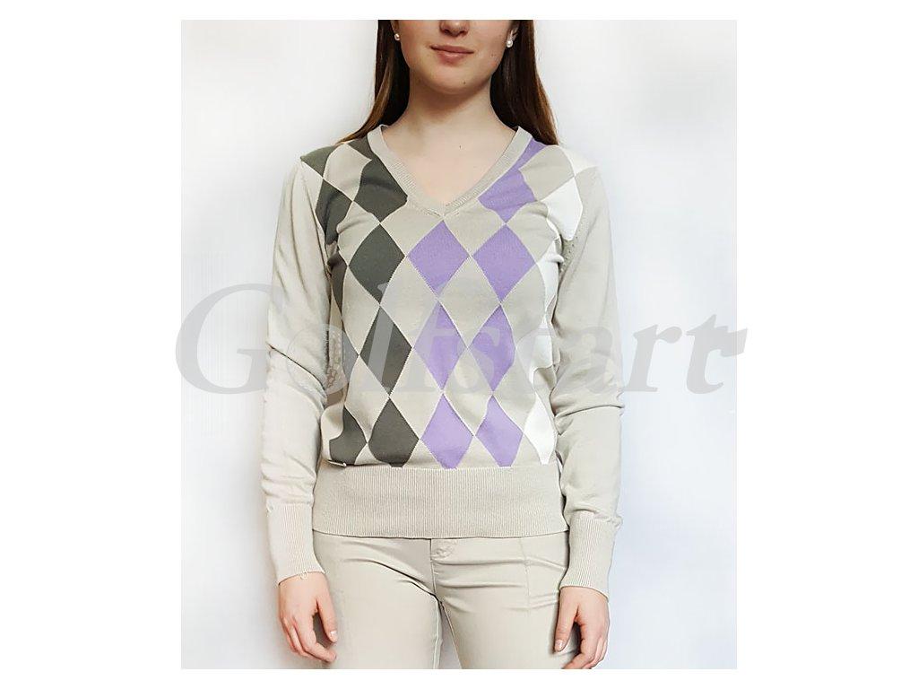 BackTee sweater grey1