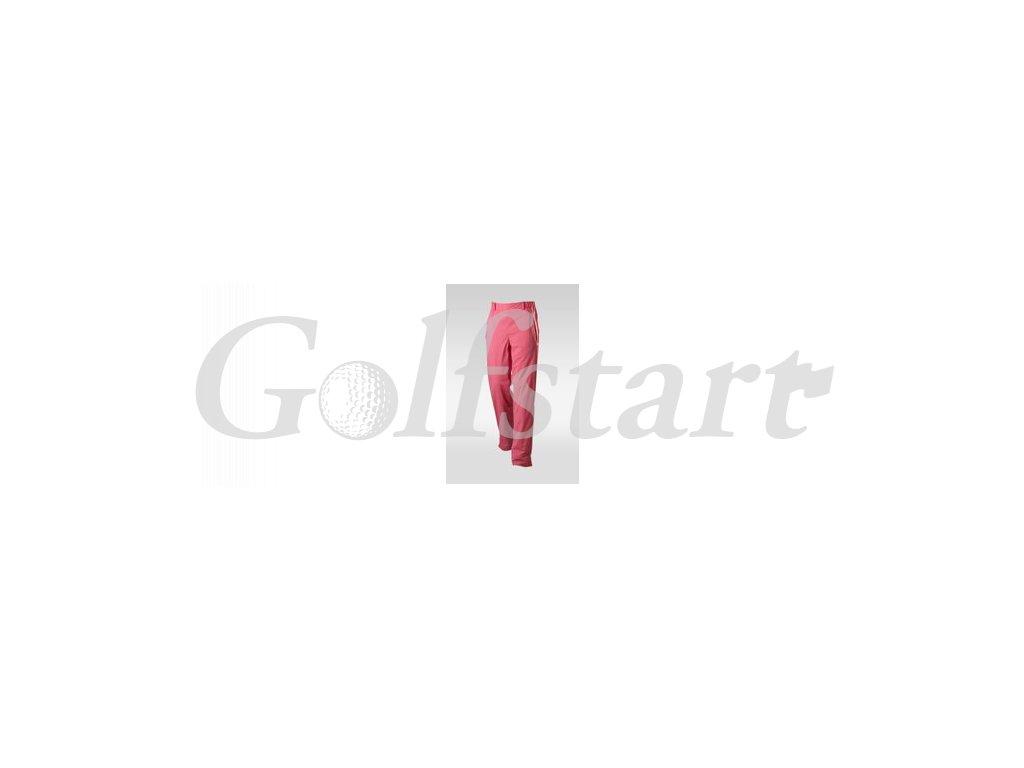 Röhnish dámské golfové kalhoty do deště - růžové