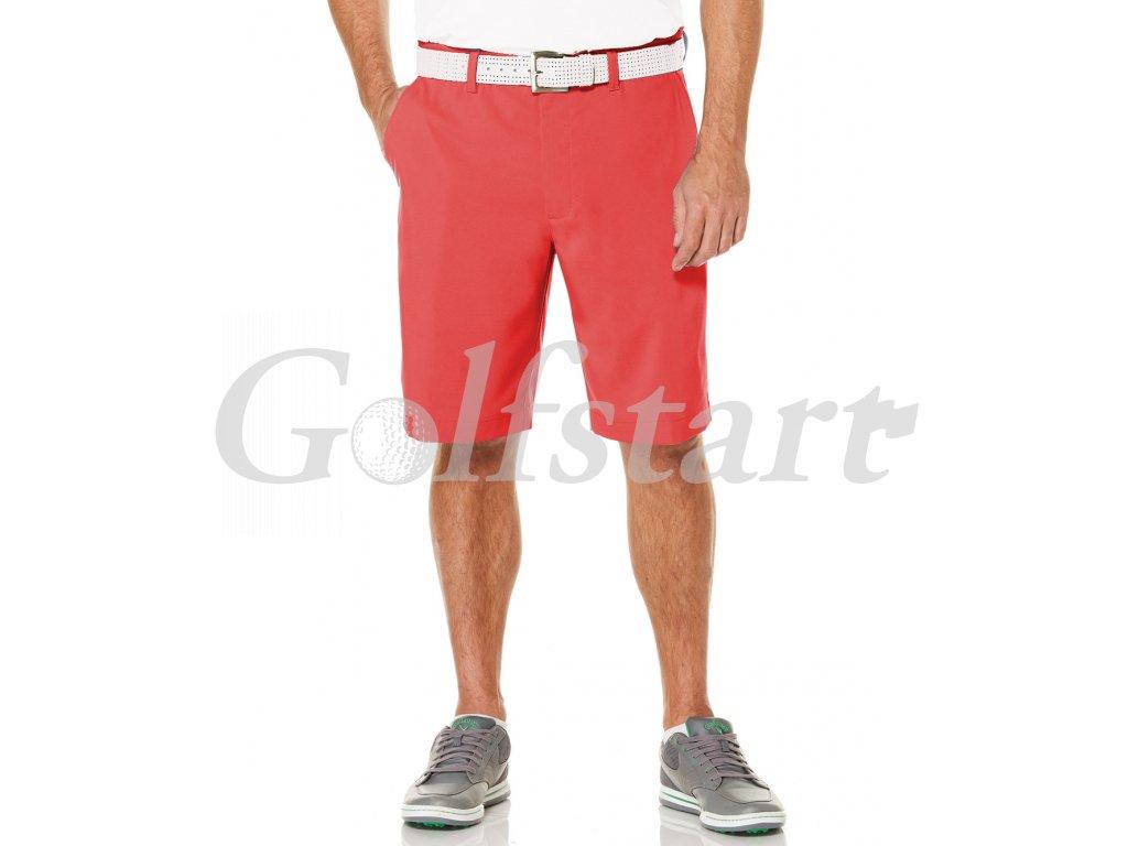 ced7386754a Callaway Chev Tech short pánské golfové kraťasy červené - Golfstart.cz