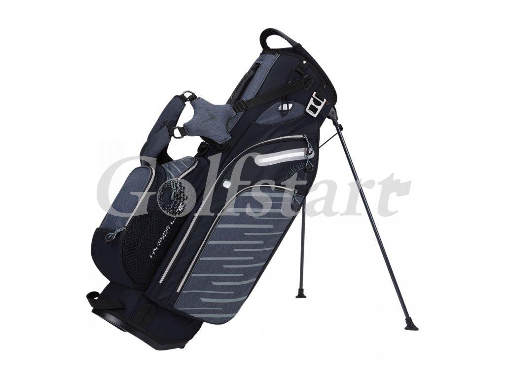 Callaway Hyper Lite 5 stand bag černo/bílo/šedý
