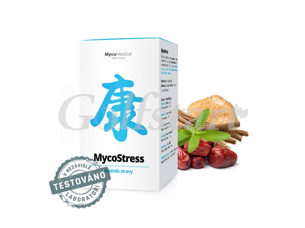 MycoStress  180 x 350mg