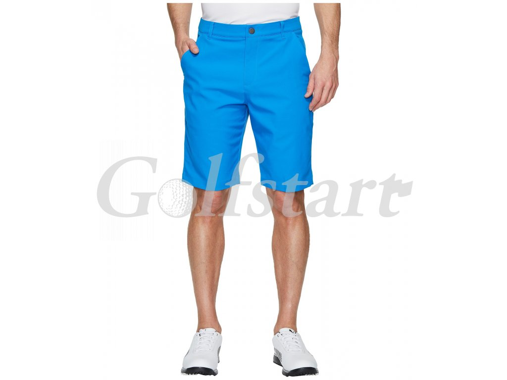Puma Essential Pounce pánské golfové kraťasy modré