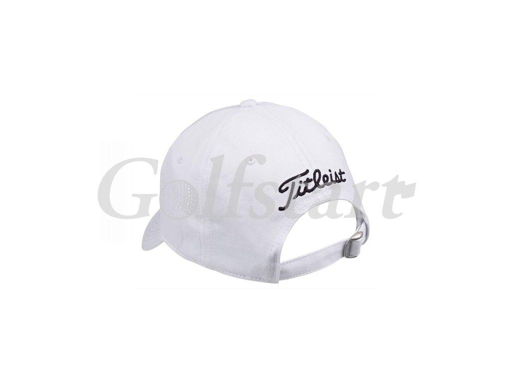 Titleist Ball Marker pánská golfová čepice bílá - Golfstart.cz a8226dc996