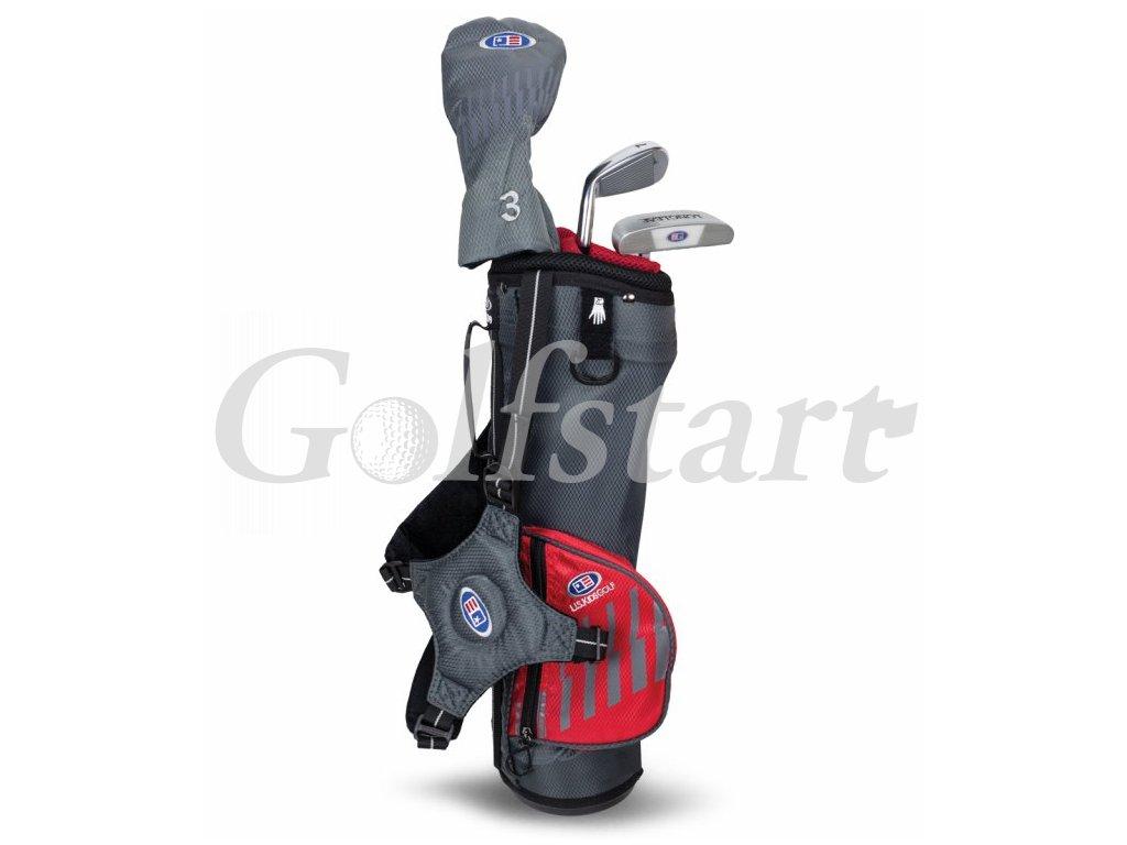 US KIDS Golf dětský golfový set 3-4 roky pro kluka RH