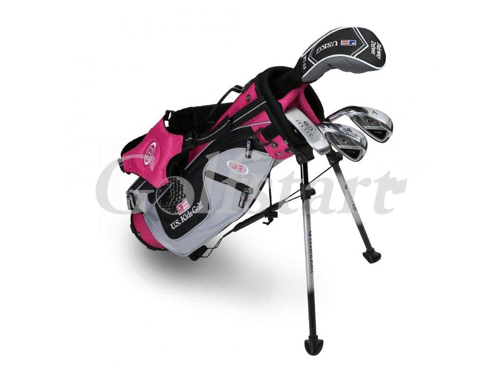 US KIDS Golf dětský golfový set pro holčičku 5 let RHUS KIDS Golf dětský golfový set pro holčičku 5 let RH