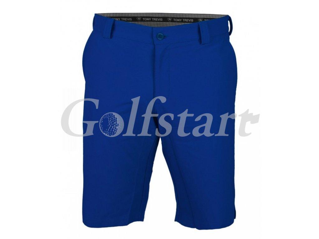 Tony Trevis pánské golfové kraťasy modré