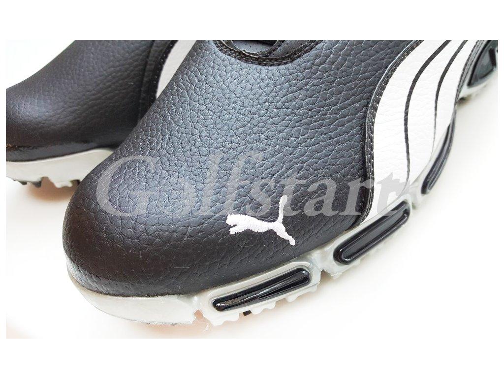 Puma ISO PRO pánské kožené golfové boty černé - Golfstart.cz 23804f8529