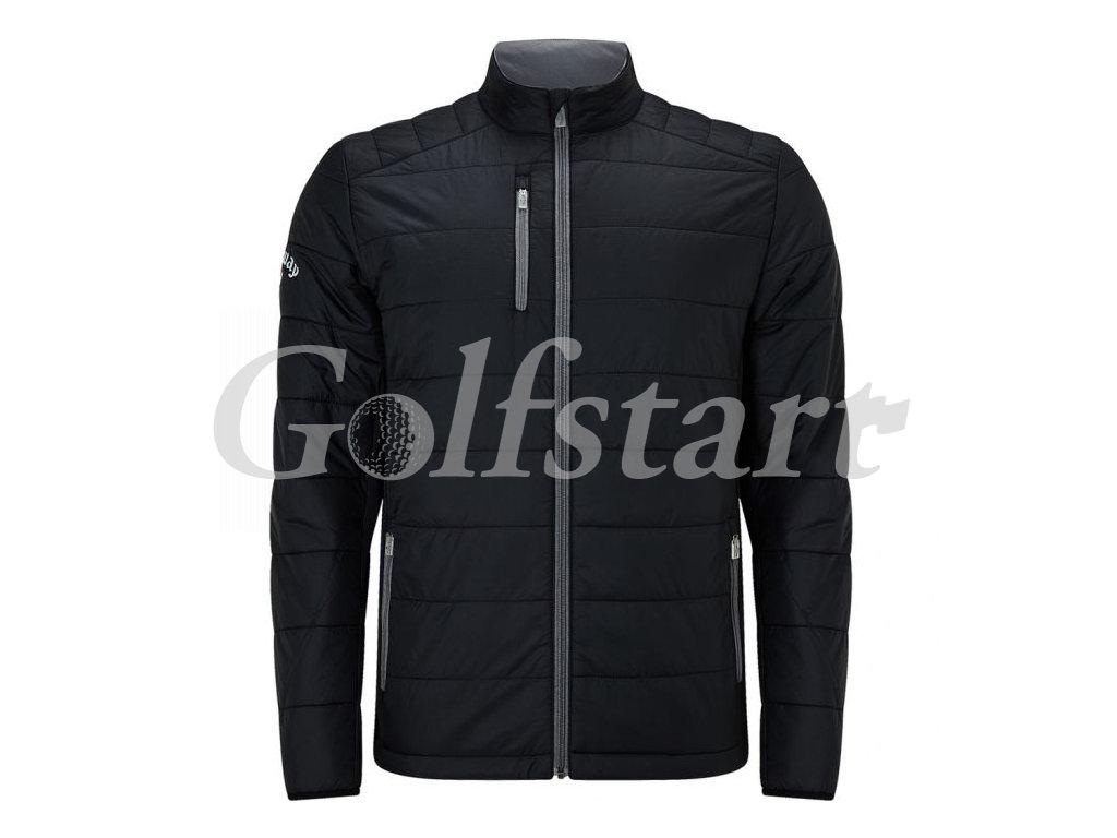 Callaway Fiber-Fill pánská golfová bunda černá