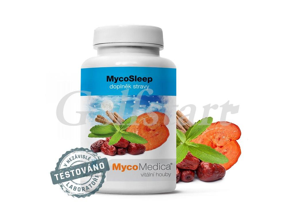MycoSleep v optimálním složení 90g
