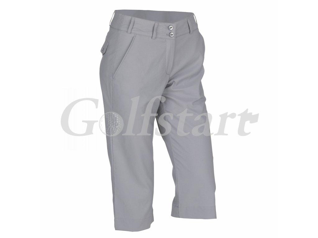 Galvin Green Nadia dámské 3/4 kalhoty šedé