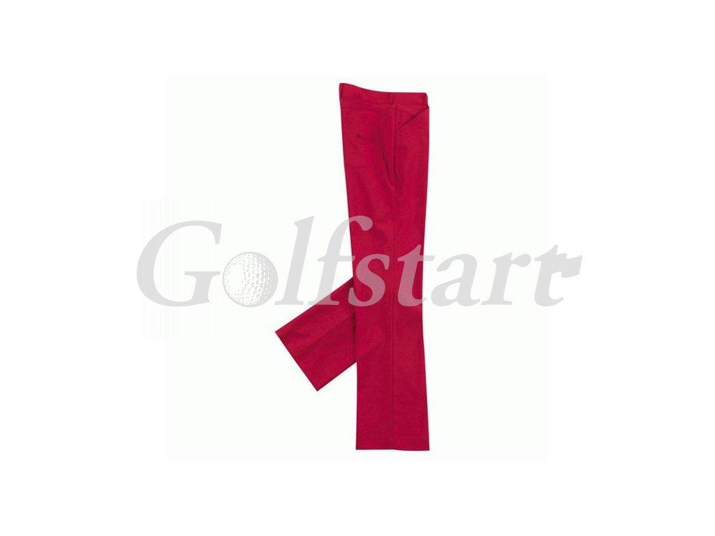 Galvin Green Naomi dámské golfové kalhoty červené Záznam byl v pořádku uložen.