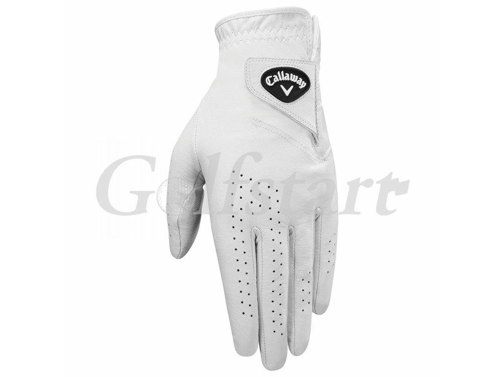 Callaway DAWN PATROL pánská golfová rukavice bílá