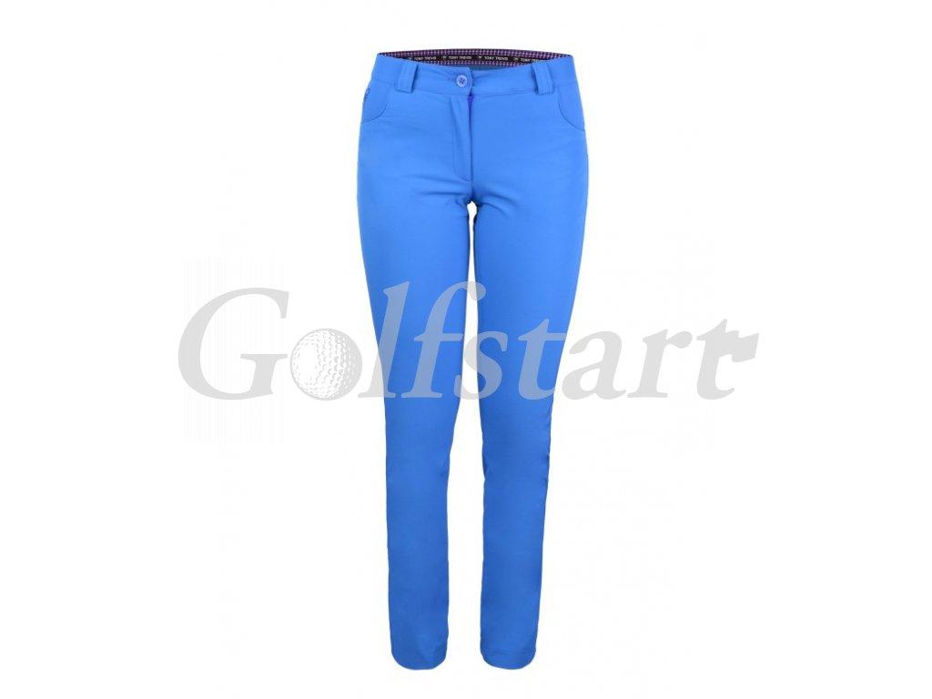 Tony Trevis dámské golfové kalhoty modré